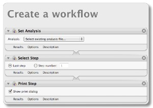 Create a workflow